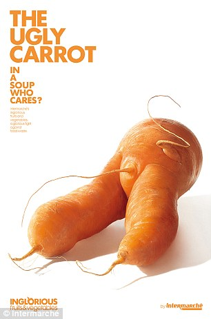 ugly carrot