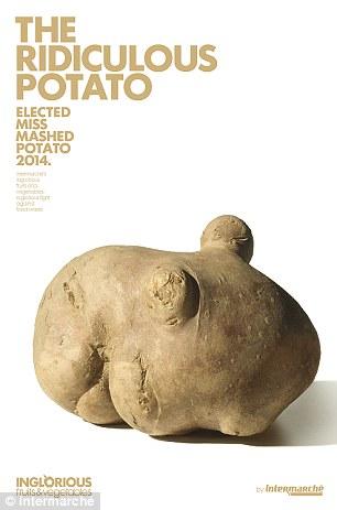 ugly potatoe
